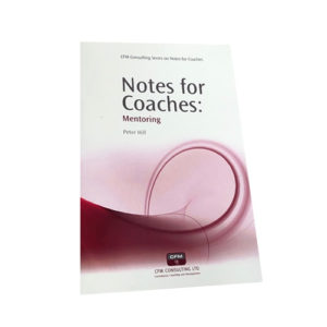 notes for coaches