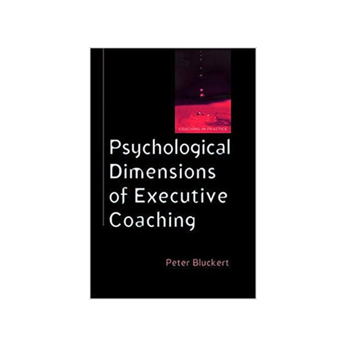 Psychological Dimensions To Executive Coaching