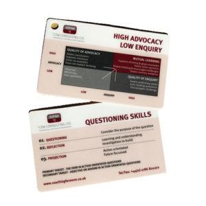 high advocacy